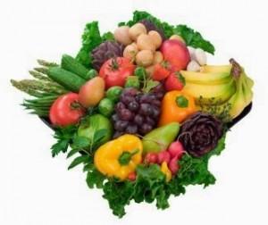 alimentation équilibrée fruits contre pellicules démangeaisons