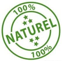 100%naturel