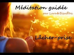 Méditation guidée- Pacifier le mental et lâcher prise.