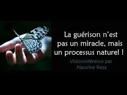 La guérison n'est pas un miracle, mais un processus naturel !