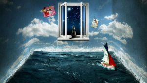 d-room-blue-hd-dream-abstract-animal-boat-cat-cg-clouds-sail-302036