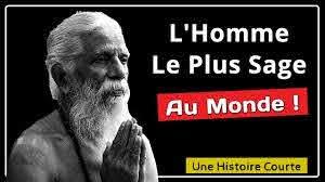 L'Homme Le Plus Sage Au Monde - Une Histoire Courte - YouTube